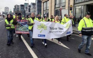 Yellow Vest Ireland protestors issue list of demands, call for Leo Varadkar to resign