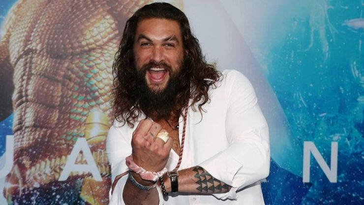 Aquaman has now made over one billion dollars worldwide