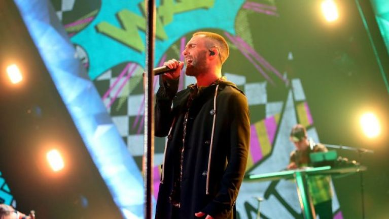 Maroon 5 finally recruit support acts for their Super Bowl half time show