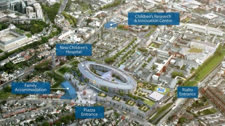 National Children's Hospital report finds failings around budget plans
