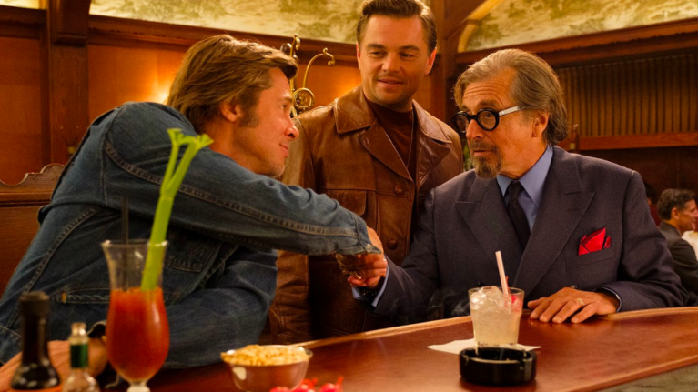 Once Upon a Time in Hollywood Quentin Tarantino