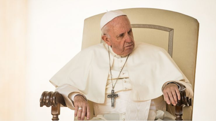 """Pope Francis: """"Those who build walls will become prisoners of the walls they put up"""""""