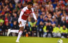 Arsenal ambassador and Bollywood actress apologises for racist remarks made towards Alex Iwobi