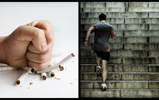 Quit To Fit Week 2: Stay focused to stay off the smokes