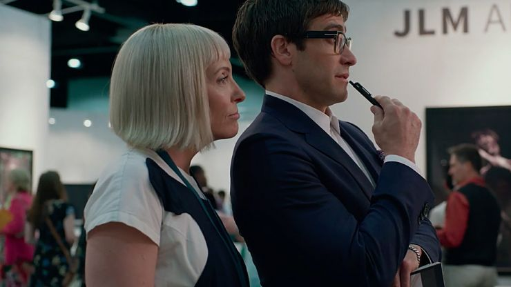 Jake Gyllenhaal and Toni Collette have a blast in Netflix horror Velvet Buzzsaw, but you won't