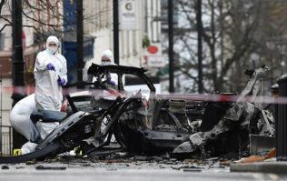 Two arrests made as the recent car bomb attack in Derry is linked to the dissident 'Real IRA'