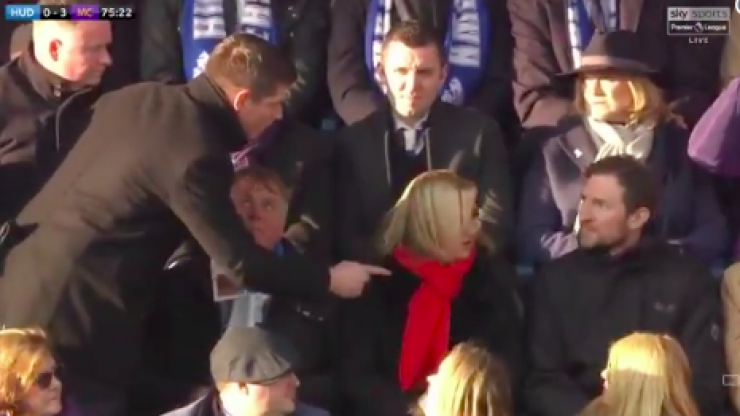WATCH: Huddersfield Town FC announce their new manager in the best way we've ever seen