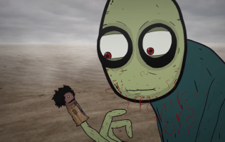 There's a brand new Salad Fingers cartoon and it is as disturbing as ever