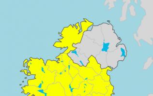 Sinn Féin senator calls on Met Éireann to represent all 32 counties in Ireland