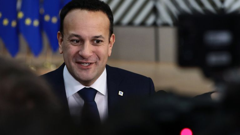 The Sun has targeted Leo Varadkar yet again, says he'll be to blame for a No Deal Brexit