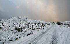Brace yourself: Met Éireann has issued an updated nationwide snow-and-ice warning