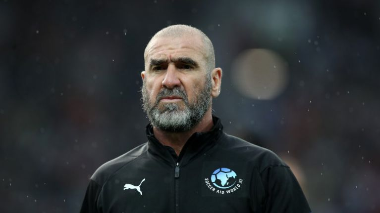 Eric Cantona teases something big with Manchester United with cryptic Instagram post