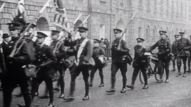People absolutely loved the first episode in RTÉ's new War of Independence documentary