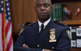 WATCH: This video of Captain Holt from Brooklyn Nine-Nine singing will definitely brighten up your day