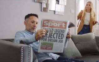 WATCH: Paddy Power reveal Rhodri Giggs as new ambassador with 'loyalty is dead' promo video