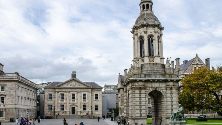 Trinity College issues warning after mumps outbreak