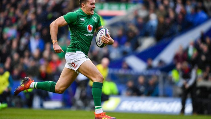Ireland get their Six Nations back on track with tough win over Scotland
