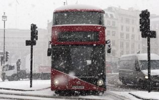 If you thought it was cold here, parts of the UK dropped to below -15 last night