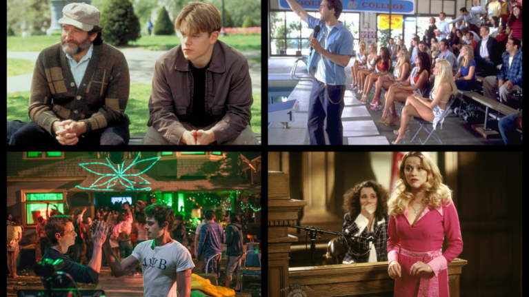 QUIZ: How well do you know these classic college movies?