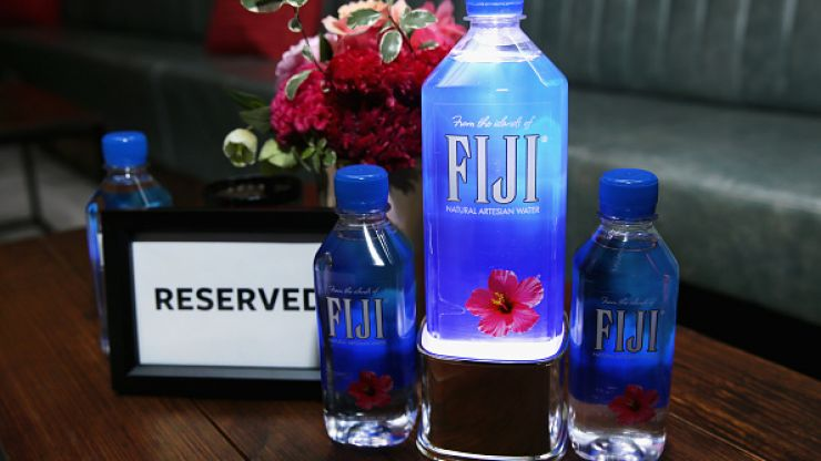 """Fiji Water Girl"" is now suing Fiji Water"