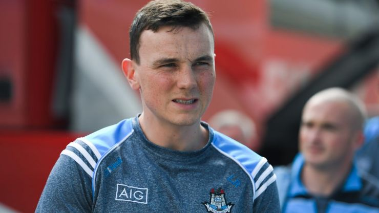 Dublin hurler Liam Rushe on how sport prepares you for the working world