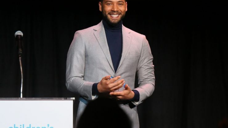 Actor Jussie Smollett releases first statement following homophobic and racist attack