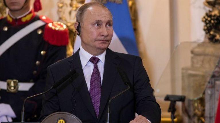Russia follows America's lead and pulls out of nuclear arms treaty