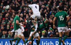 All the reaction to a breathless first half of Ireland v England