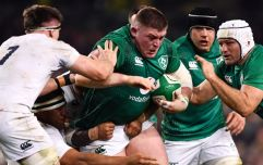 Irish man reunites English rugby fan with lost ticket before the game