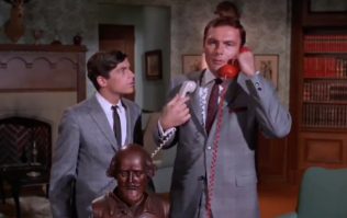 A clip from 1960s Batman is being shared online because it's hilarious