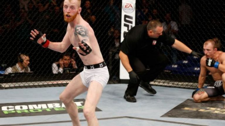 Former UFC fighter Paddy Holohan announced as Sinn Féin candidate for Tallaght South