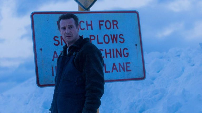 Cold Pursuit is Liam Neeson's best movie since The Grey, which isn't really a compliment