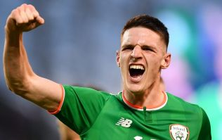 The Football Spin Heartbreak Valentine's Day Declan Rice Special