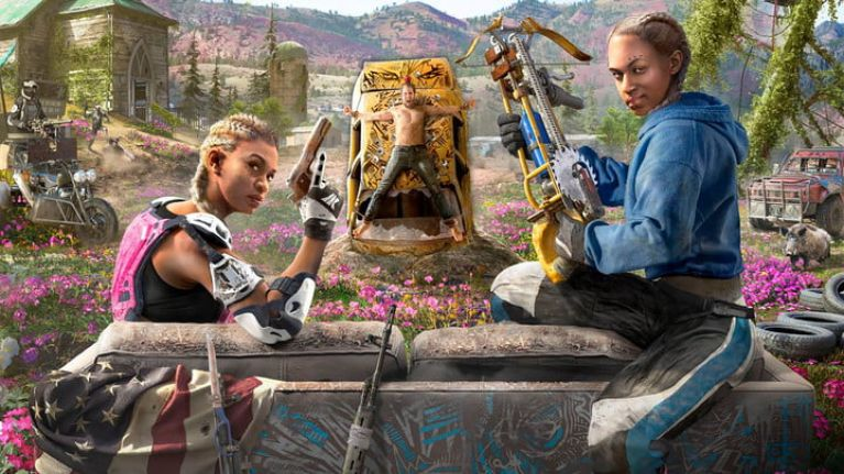 Far Cry: New Dawn is the sequel we didn't want, need, or ask for, but is still good fun