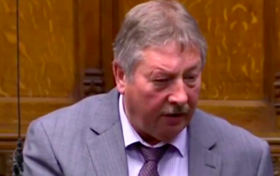 DUP's Sammy Wilson gives his take on the Good Friday Agreement and Brexit, gets absolutely destroyed