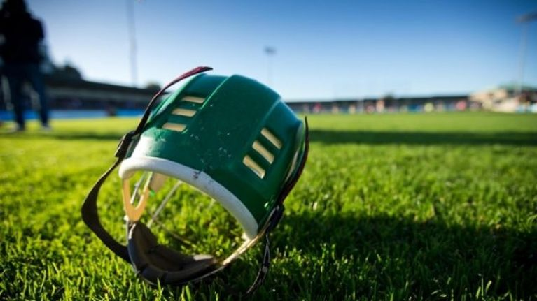 PICS: Hurler suffers gruesome hand injury from modified helmet