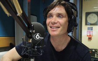 Cillian Murphy is back on the radio for a run of shows