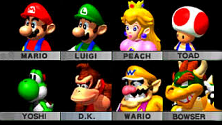 What your Mario Kart starter character says about you