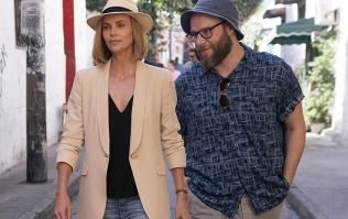 #TRAILERCHEST: Charlize Theron and Seth Rogen are the ultimate odd couple in Long Shot