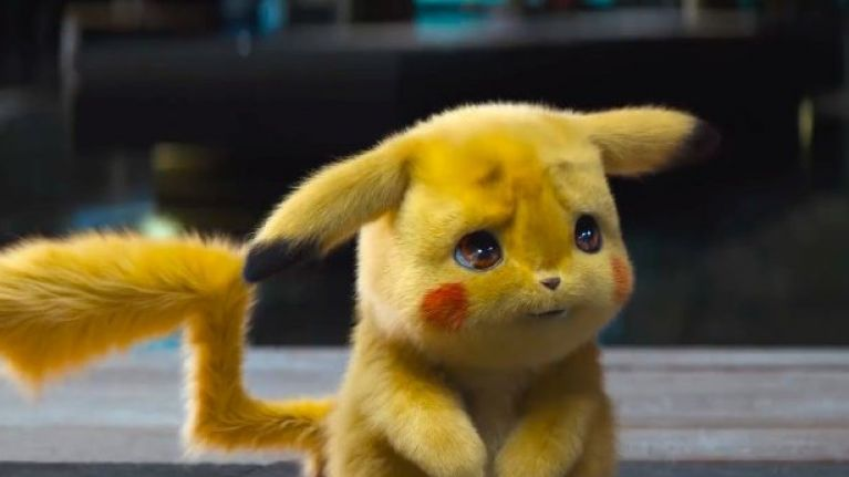 WATCH: New trailer for Detective Pikachu contains 100% pure nightmare fuel