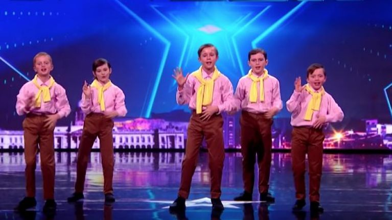 WATCH: Children's Daniel O'Donnell tribute act light up Ireland's Got Talent