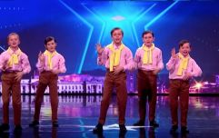 WATCH: Children's Daniel O'Donnell tribute act light up Ireland's Got Talent