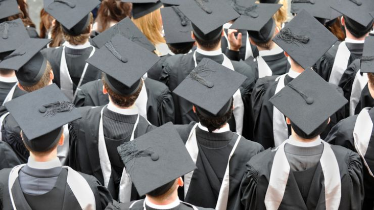 Young people in Ireland are the most educated in all of Europe
