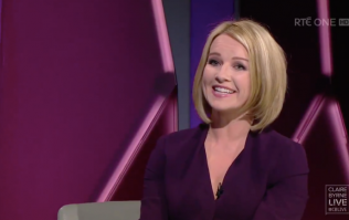 WATCH: Claire Byrne's brilliant reaction to bizarre claim by DUP MP sums up Brexit