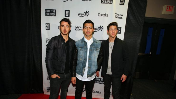 Stay calm, but The Jonas Brothers are said to be planning a reunion