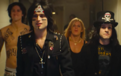 Netflix's biopic of the beloved Mötley Crüe looks absolutely wild