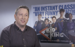 Joe Cornish on Showgirls, Brexit, Superman, and Tintin 2
