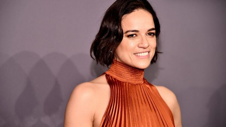 Michelle Rodriguez has apolgised for her recent Liam Neeson comments