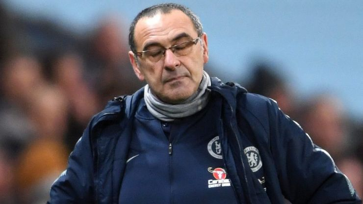 The Football Spin on Maurizio Sarri's problems and have Chelsea handed Manchester City the title?