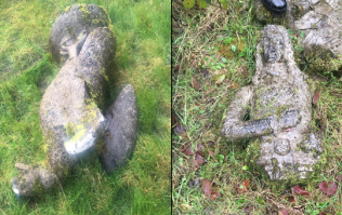 Mystery solved as four statues stolen in Cork in 2011 are recovered unharmed